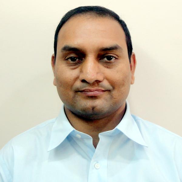 MR. ARUN SHRIMALI
